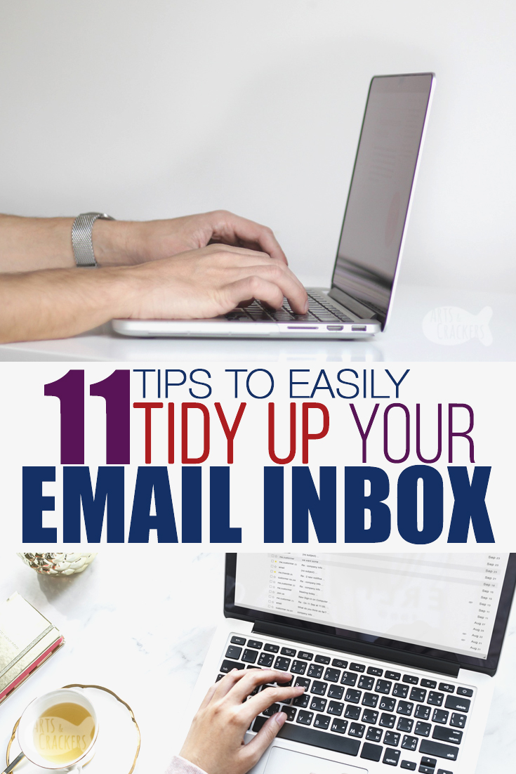 Tidy up your email inbox and learn how to mass delete emails in Gmail with these helpful tidy up your inbox tips | organize | email maintenance | tidying up | Konmari | organize emails | Gmail platform | blogging | work from home | working mom #tidyup #organize #emails #businesstips