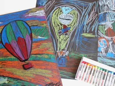 Teach elementary art class with this lesson on Fauvism for kids | Art Teacher | Art Class | Fauvism | Post-Impressionism | Matisse | Art Lessons | Art Activities for Kids | Art for Kids | Kid Art | Teacher Resources | Homeschool | Learning Activities | Oil Pastels | Cray Pas | Hot Air Balloon #artforkids #artteacher #earlyelementary #learningactivities #kidblogger