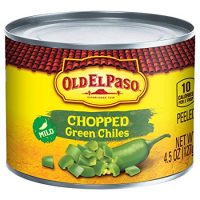 Old El Paso Green Chiles - Chopped - 4.5 oz