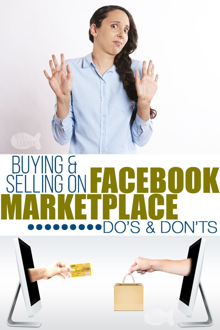 "Online Yard Sales through Facebook Marketplace can be helpful, but there are some general rules of thumb you should follow when buying or selling on Facebook Marketplace. Learn some of the ""Marketplace Manners"" to ensure successful selling and buying on Marketplace 