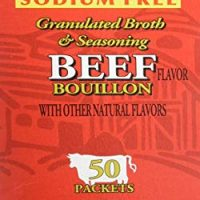 Hormel Herb Ox Beef Bouillon Sodium Free