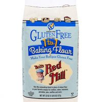 Bob's Red Mill Gluten Free 1-to-1 Baking Flour